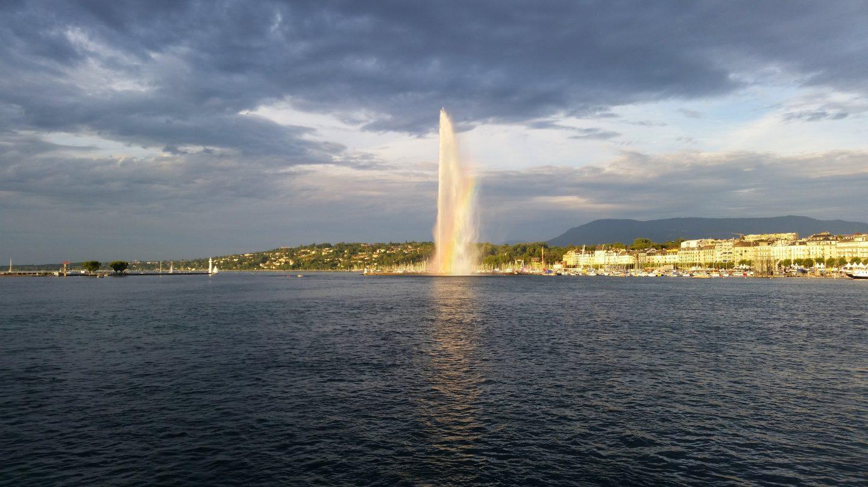 Geneva: Life on the lake