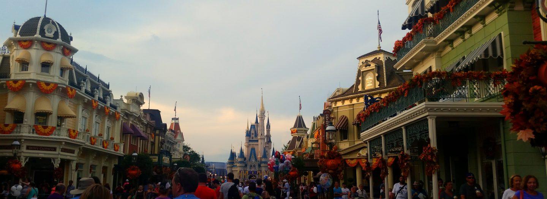 Floridian Adventures: Disney World