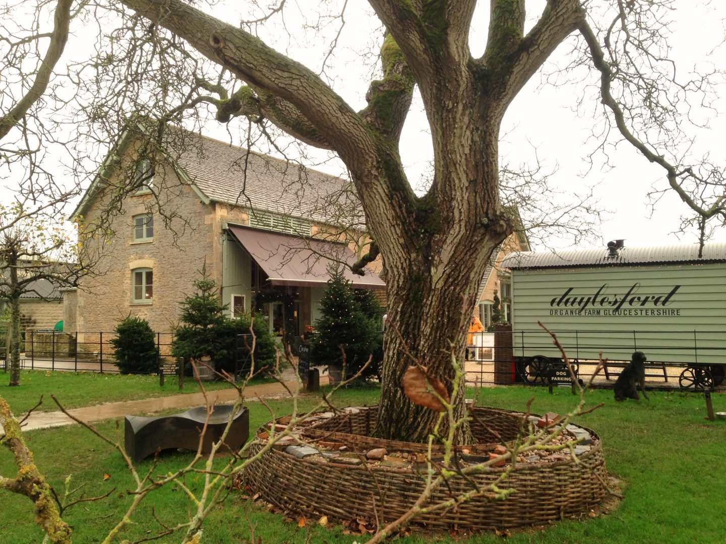 The Toffiest of Toffness: Daylesford