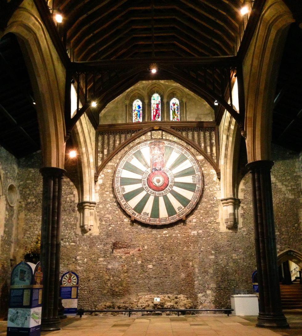 Winchester cathedral round table round table ideas - Round table winchester cathedral ...