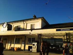 Winchester station