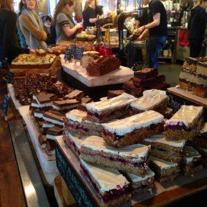 cakes square