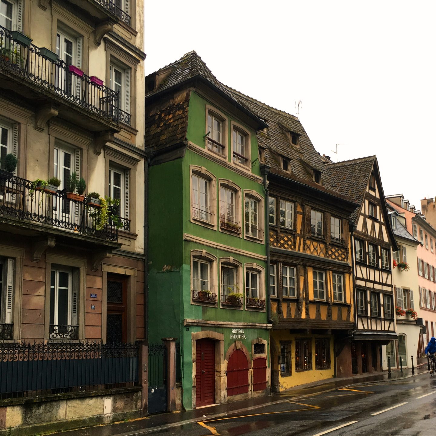 Strasbourg: a Fairy Tale World