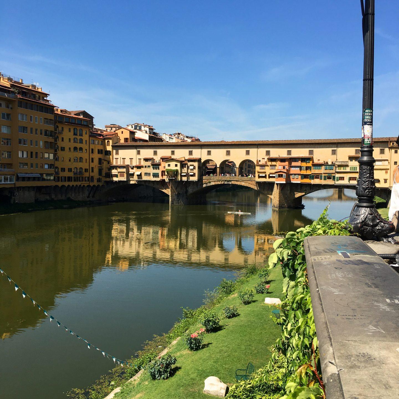 Touring Tuscany