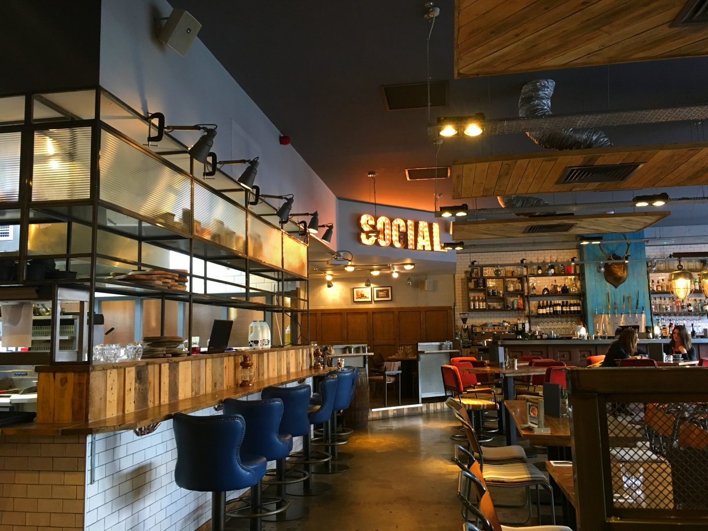 Brunch in Birmingham: Gas Street Social