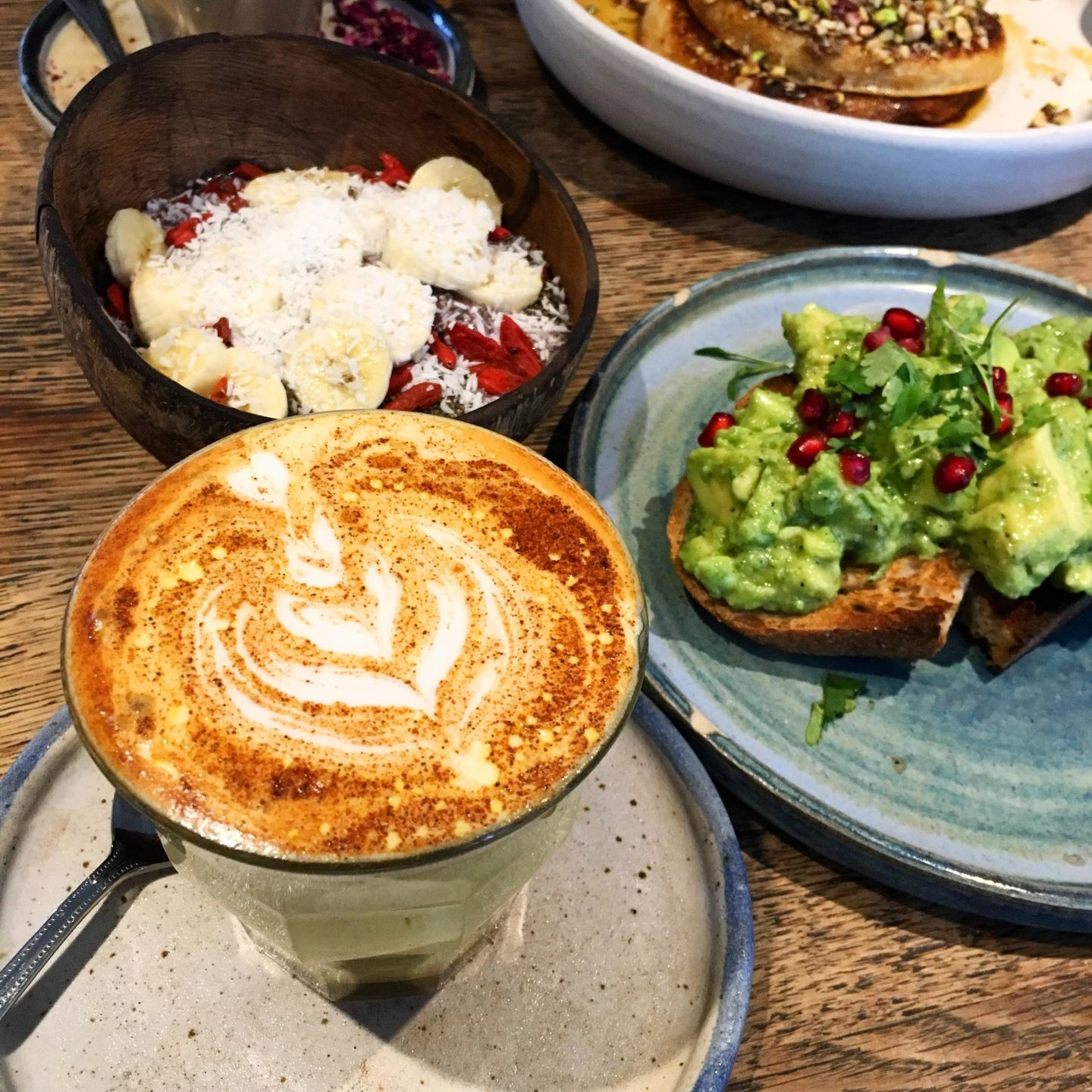 Brunching Goodness in Notting Hill: Farm Girl