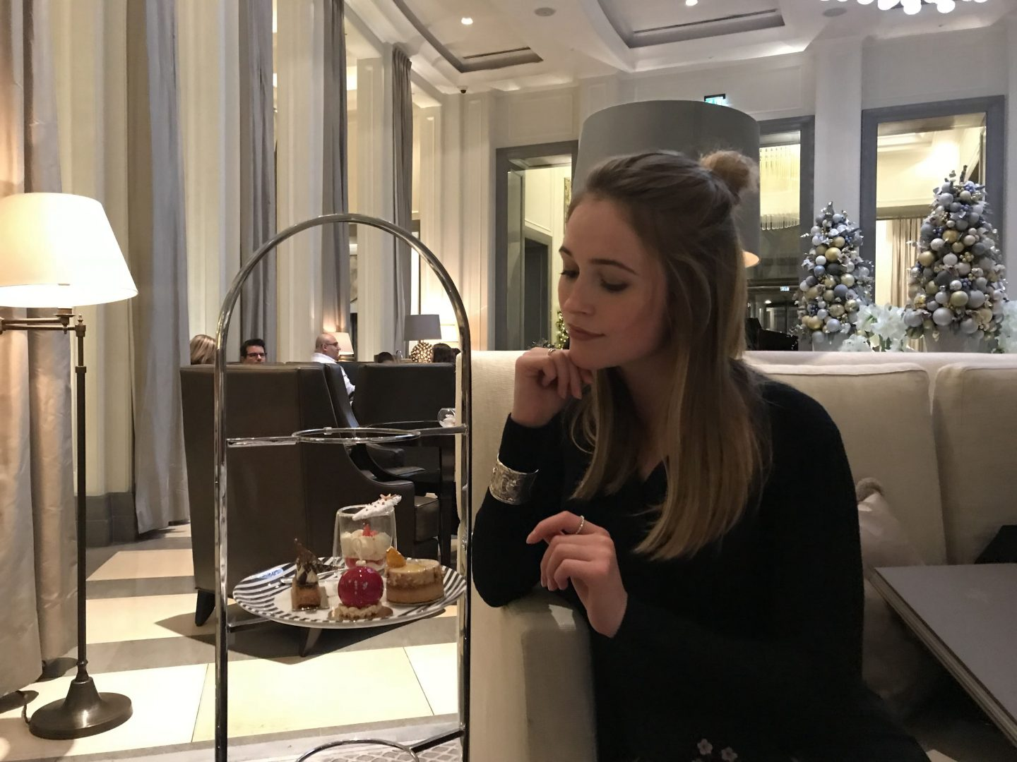 Fancy Pants: Afternoon Tea at The Corinthia